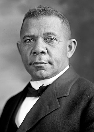 A Bit of Wisdom from Booker T. Washington on his Birthday